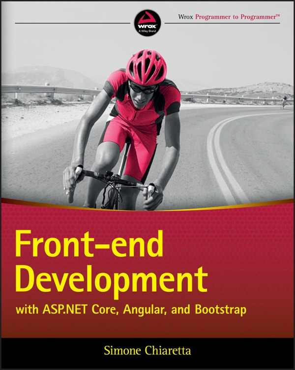 دانلود کتاب Front-end Development with ASP.NET Core, Angular, and Bootstrap