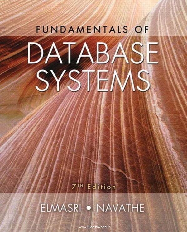 کتاب Fundamentals of Database Systems, 7th Edition
