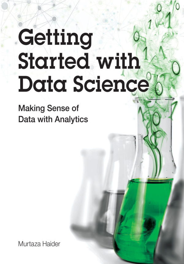 کتاب Getting Started with Data Science