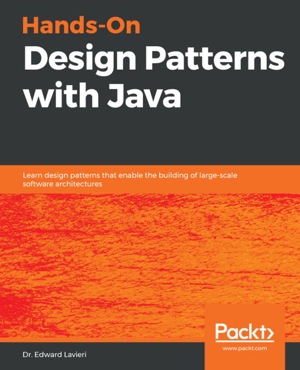 کتاب Hands-On Design Patterns with Java