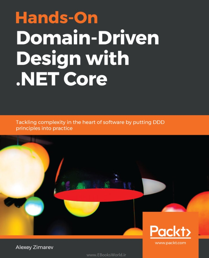 کتاب Hands-On Domain-Driven Design with .NET Core