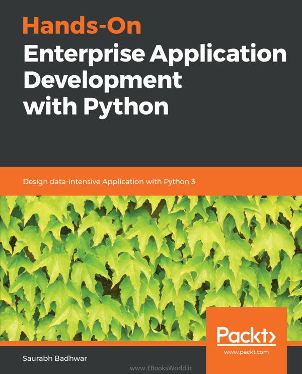 کتاب Hands-On Enterprise Application Development with Python