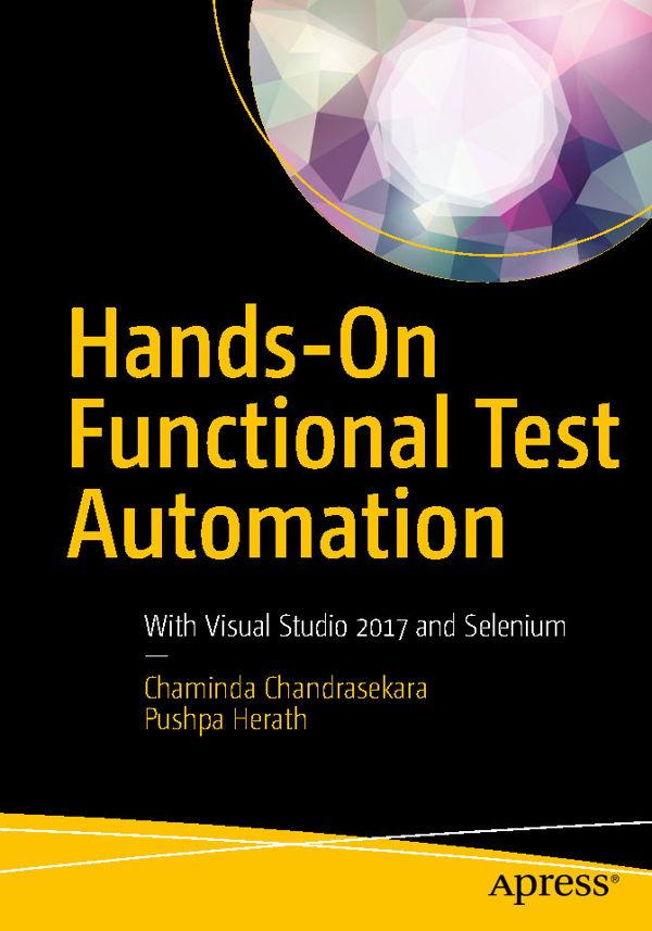 کتاب Hands-On Functional Test Automation: With Visual Studio 2017 and Selenium