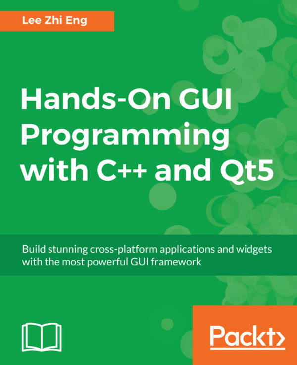 کتاب Hands-On GUI Programming with C++ and Qt5