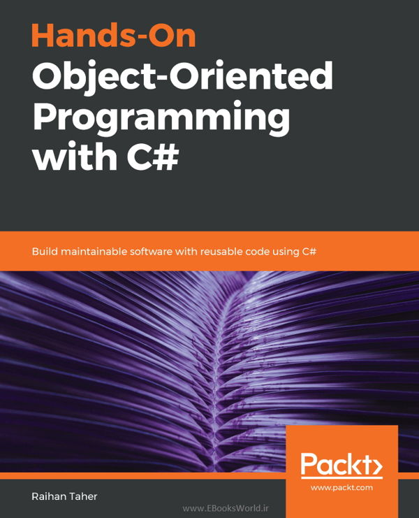 کتاب Hands-On Object-Oriented Programming with C#