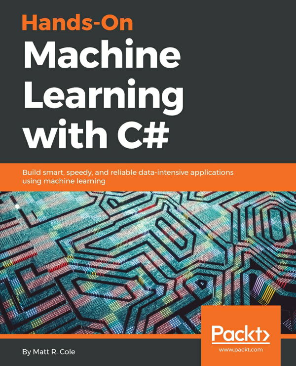 کتاب Hands-On Machine Learning with C#