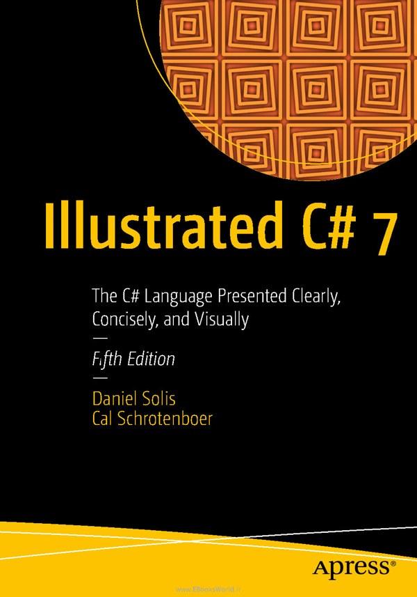 دانلود کتاب Illustrated C# 7