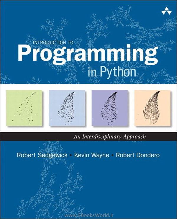 کتاب Introduction to Programming in Python: An Interdisciplinary Approach