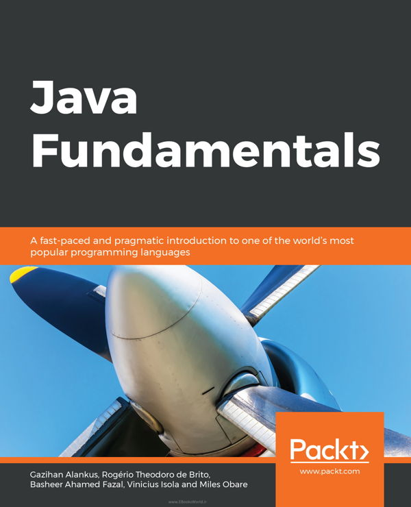کتاب Java Fundamentals