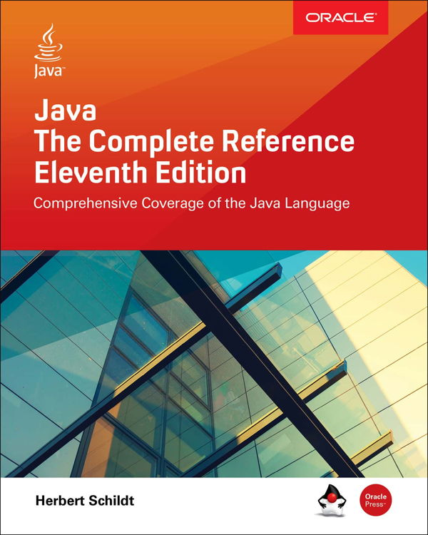 کتاب Java: The Complete Reference, Eleventh Edition