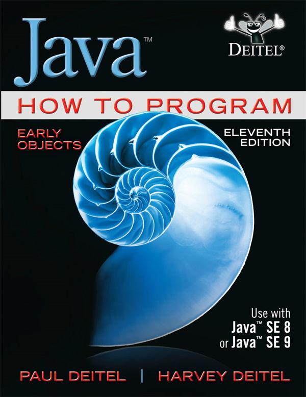 دانلود کتاب Java How to Program, Early Objects 11th Edition