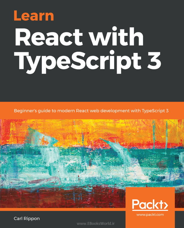 کتاب Learn React with TypeScript 3