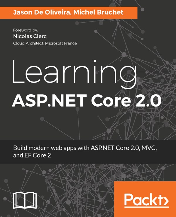 دانلود کتاب Learning ASP.NET Core 2.0
