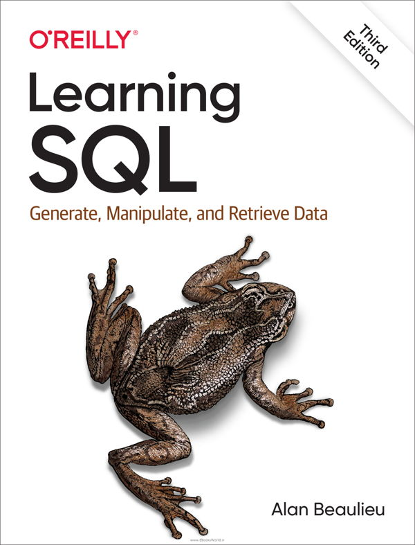 کتاب Learning SQL: Generate, Manipulate, and Retrieve Data, 3rd Edition