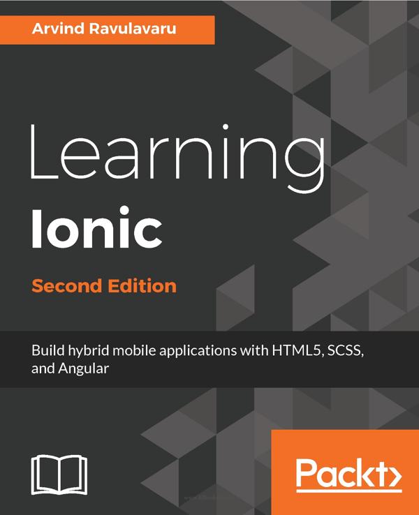 کتاب Learning Ionic