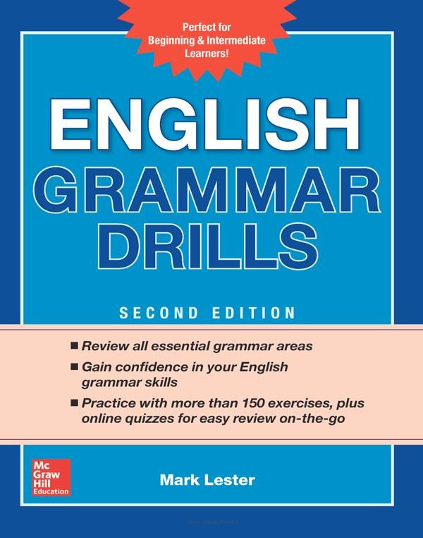 دانلود کتاب English Grammar Drills, 2nd Edition