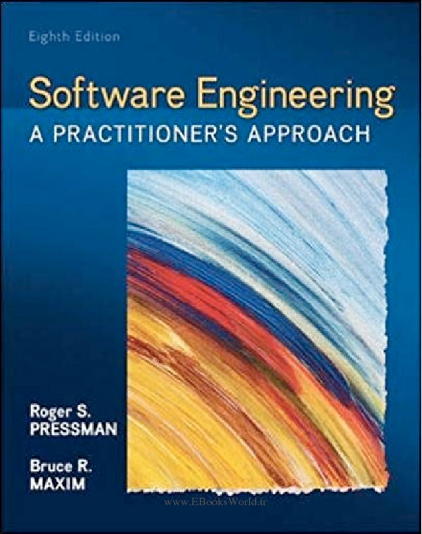 دانلود کتاب Software Engineering: A Practitioner's Approach, 8th Edition