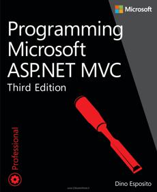 Programming Microsoft ASP.NET MVC, Third Edition