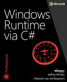 #Windows Runtime via C