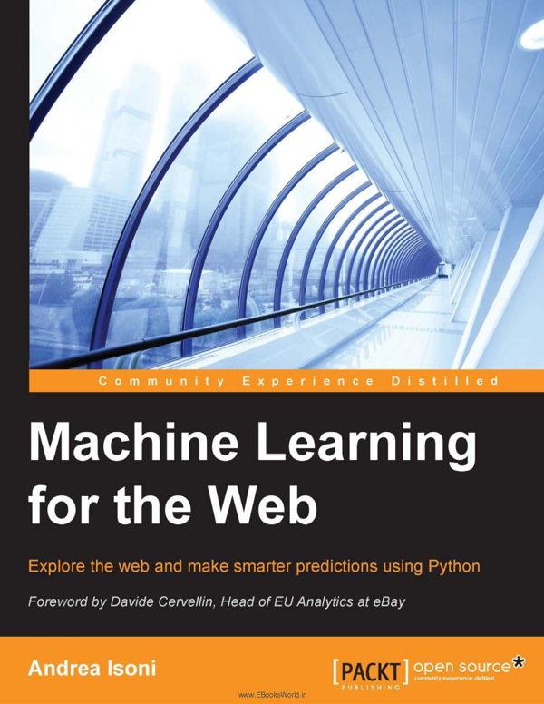 کتاب Machine Learning for the Web