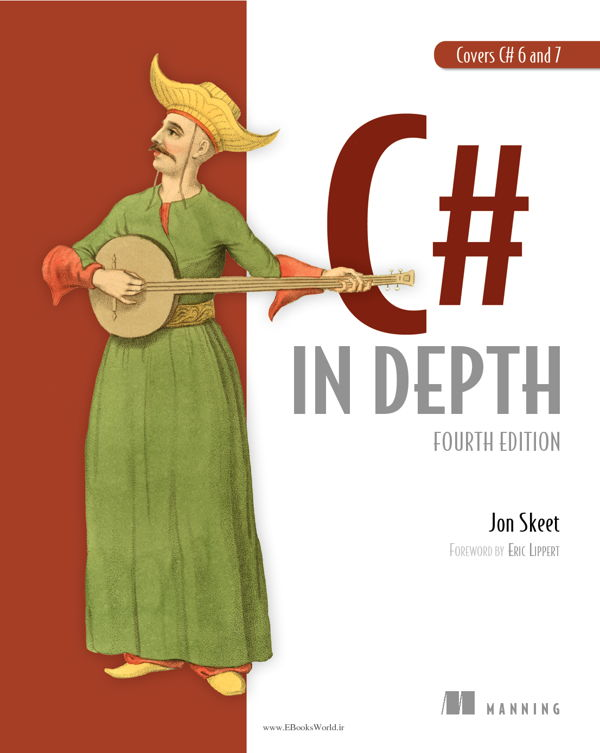 دانلود کتاب C# in Depth, 4th Edition