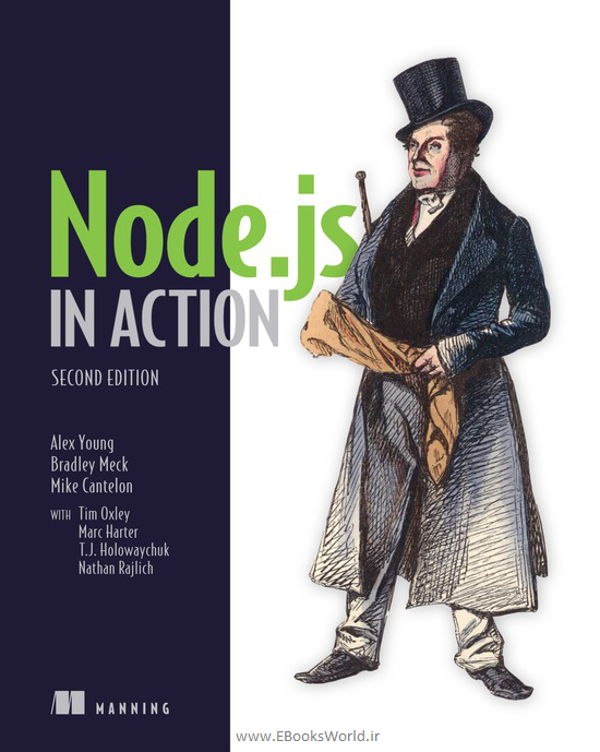 دانلود کتاب Node.js in Action 2nd Edition