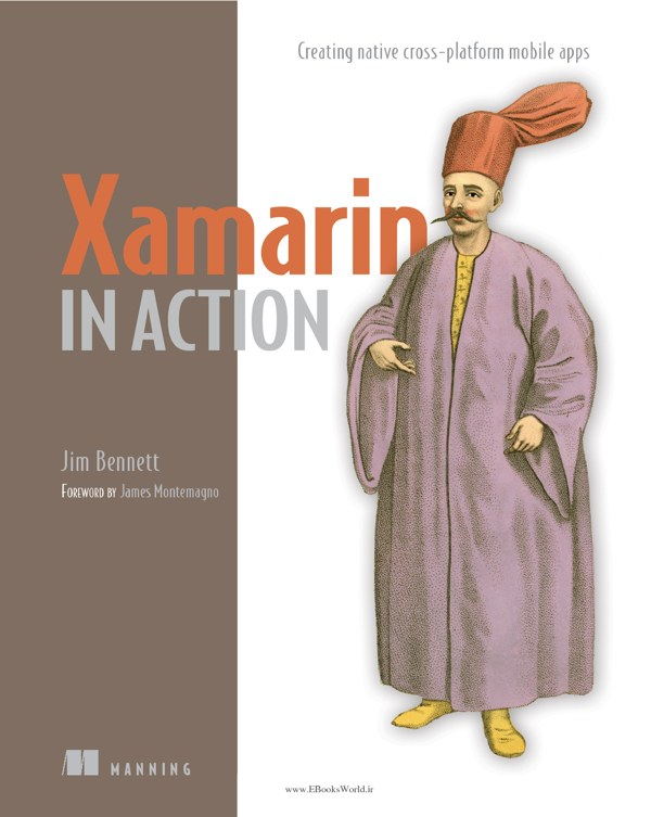 دانلود کتاب Xamarin in Action: Creating native cross-platform mobile apps