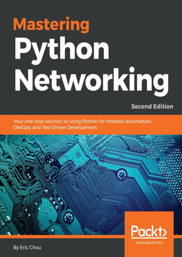 کتاب Mastering Python Networking, 2nd Edition