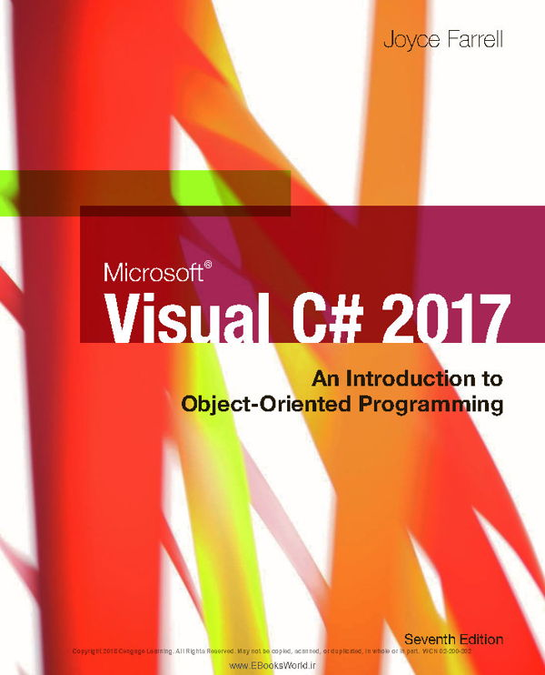 کتاب Microsoft Visual C# 7th Edition