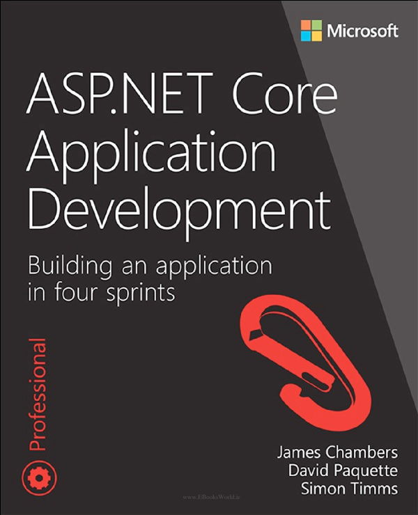 دانلود کتاب ASP.NET Core Application Development