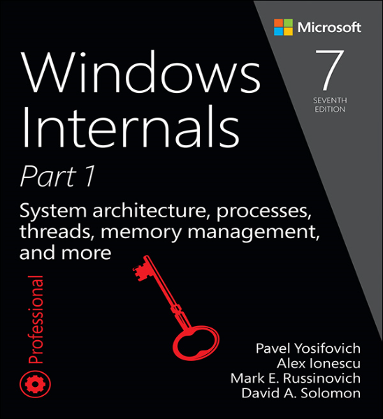 دانلود کتاب Windows Internals Seventh Edition Part 1