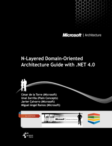N-Layered Domain-Oriented  Architecture Guide with .NET 4.0