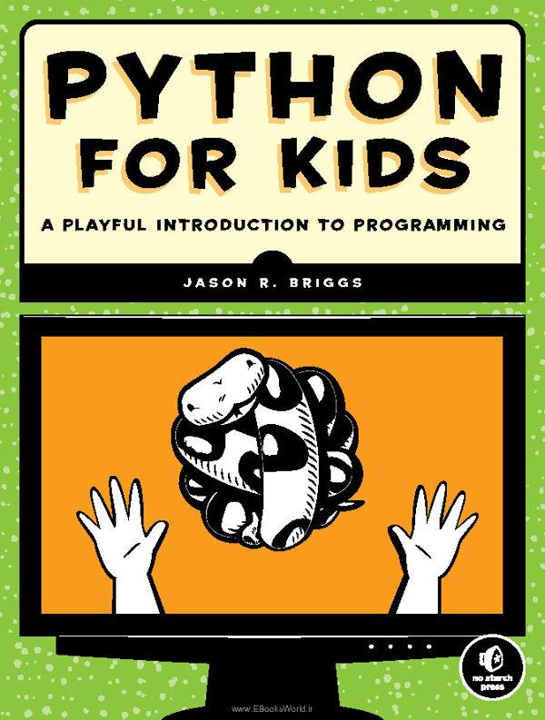 دانلود کتاب Python for Kids