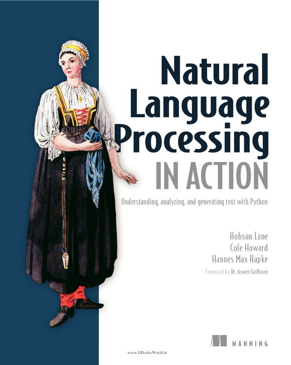 دانلود کتاب Natural Language Processing in Action