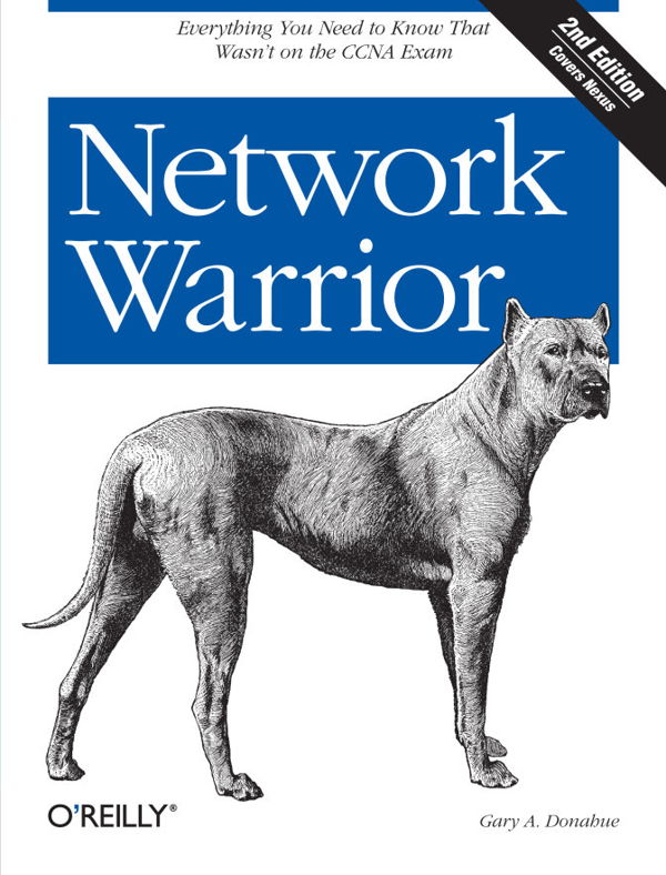 کتاب Network Warrior 2nd Edition