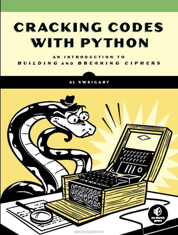 دانلود کتاب Cracking Codes with Python