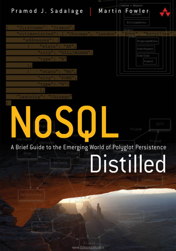 کتاب NoSQL Distilled A Brief Guide to the Emerging World of Polyglot Persistence