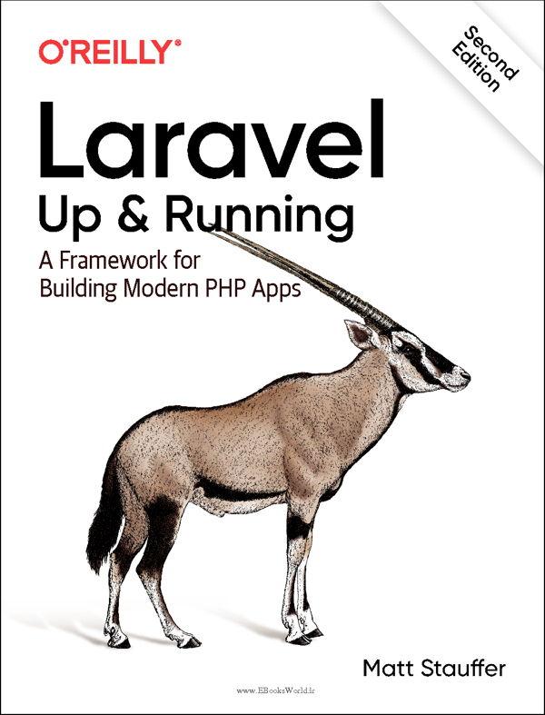 دانلود کتاب Laravel Up Running 2nd Edition