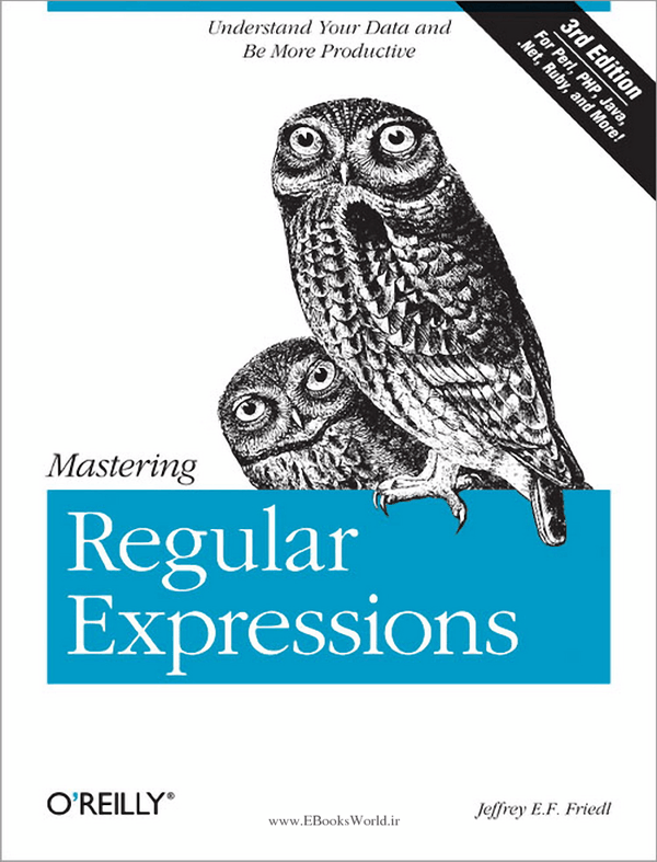 کتاب Mastering Regular Expressions 3rd Edition