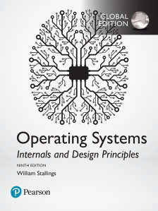 کتاب Operating Systems: Internals and Design Principles, Global Edition, 9th Edition
