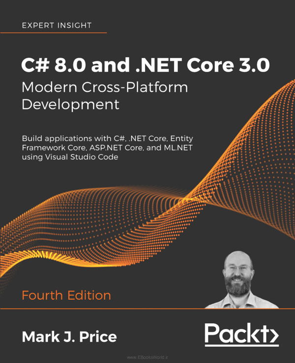 کتاب C# 8.0 and .NET Core 3.0