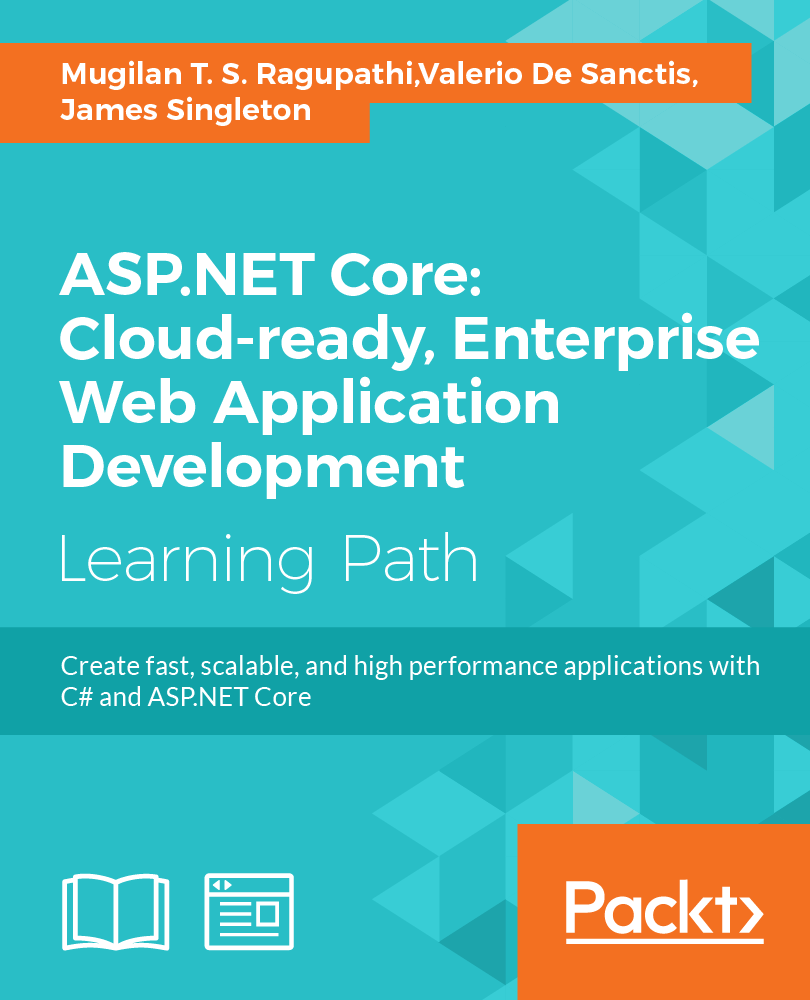 کتاب ASP.NET Core: Cloud-ready, Enterprise Web Application Development
