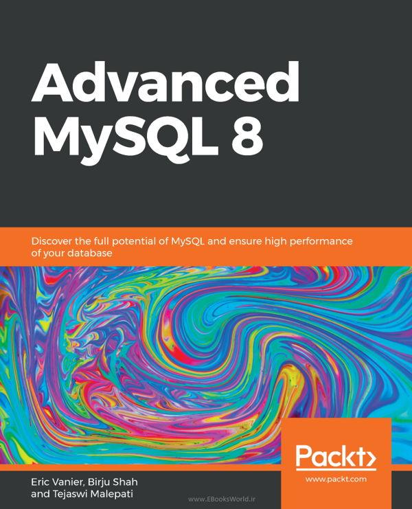 دانلود کتاب Advanced MySQL 8