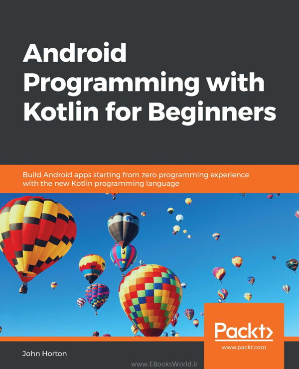 دانلود کتاب Android Programming with Kotlin for Beginners