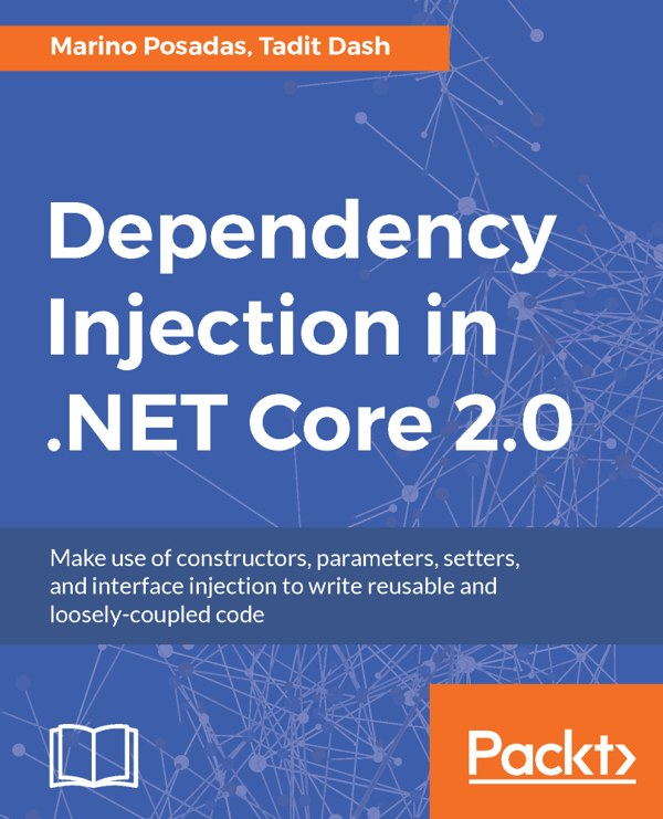 دانلود کتاب Dependency Injection in .NET Core 2.0
