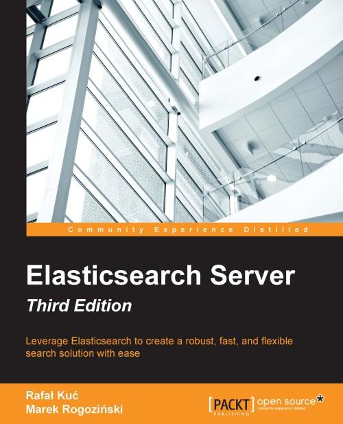 کتاب Elasticsearch Server, 3rd Edition
