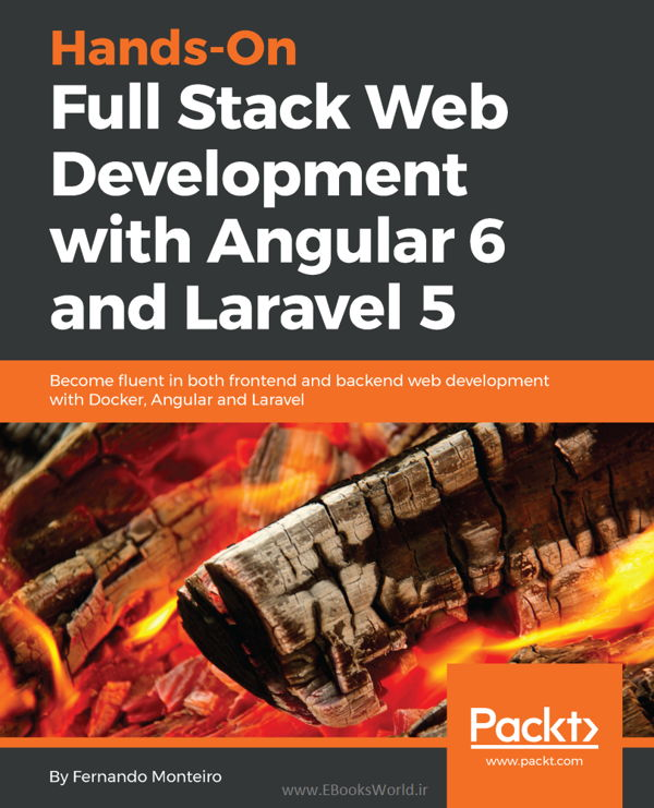 دانلود کتاب Hands-On Full Stack Web Development with Angular 6 and Laravel 5
