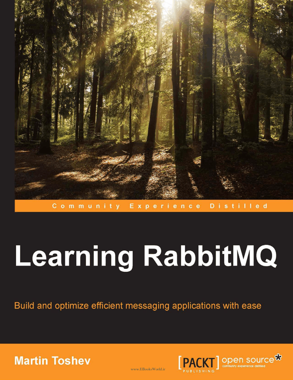 کتاب Learning RabbitMQ