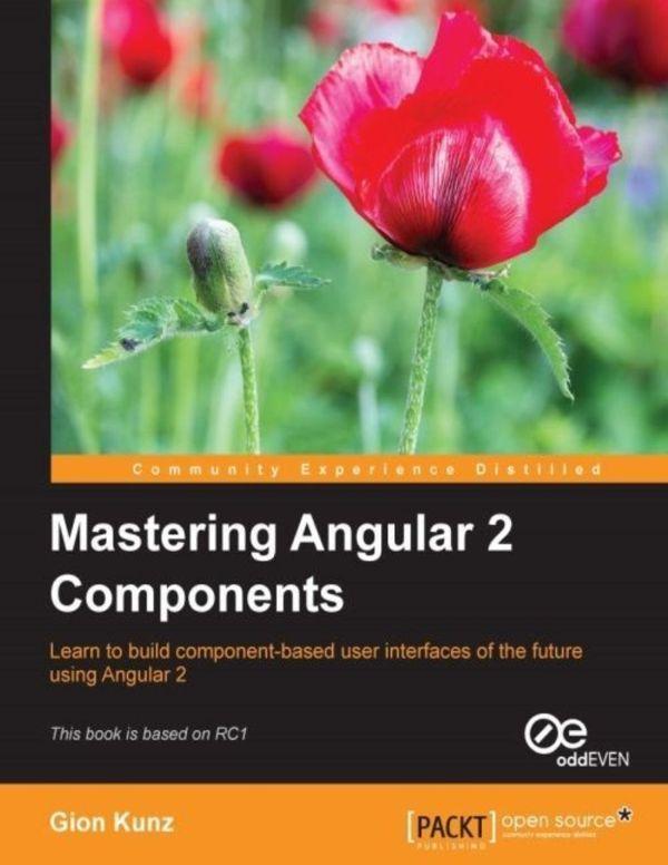 کتاب Mastering Angular 2 Components