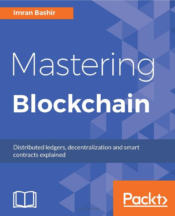کتاب Mastering Blockchain